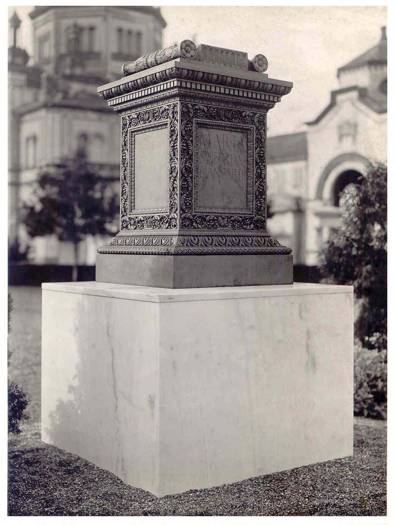Giuseppe Carlo Bobbi - Ara Monumentale