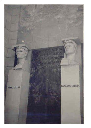 Giuseppe Carlo Bobbi - Portale Monumento