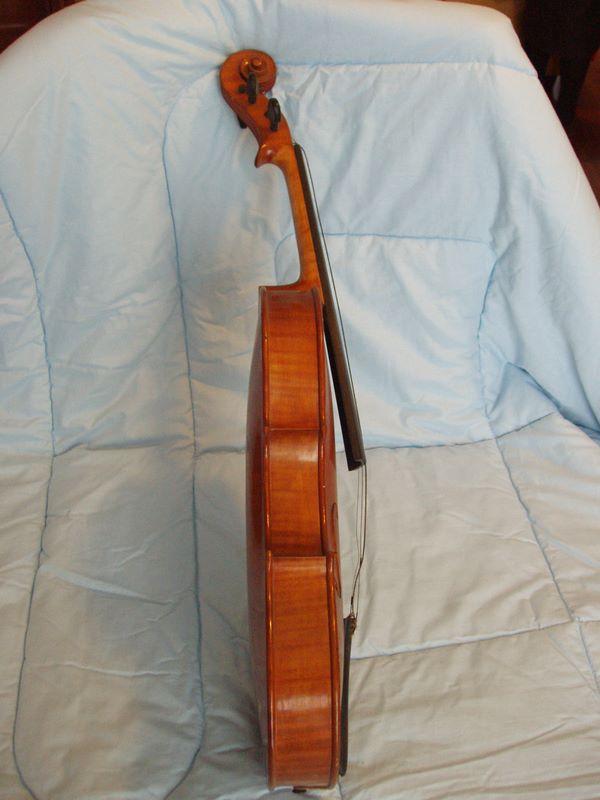 Giuseppe Carlo Bobbi - viola foto1