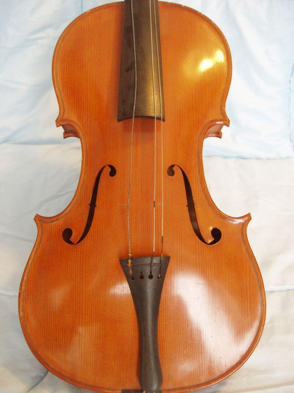 Giuseppe Carlo Bobbi - viola foto 2