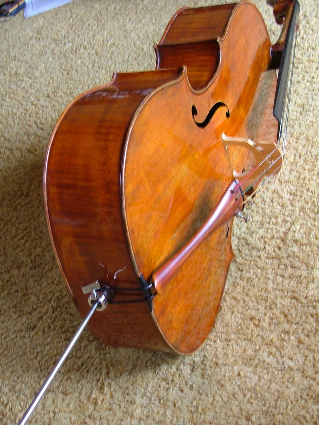 Giuseppe Carlo Bobbi - Violoncello foto 5