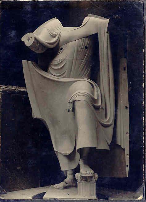 Giuseppe Carlo Bobbi - busto di S. Ambrogio
