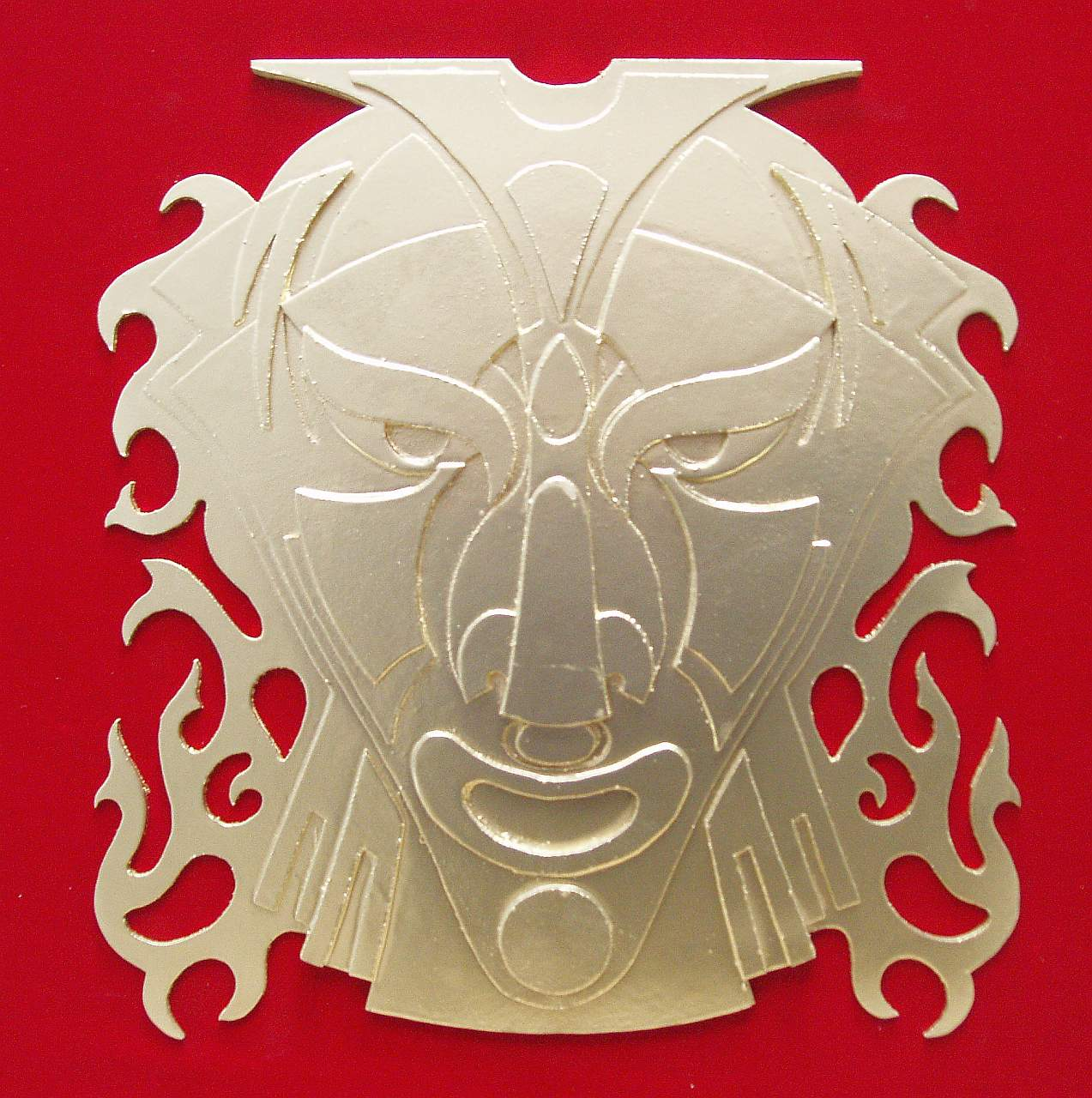 Orazio Bobbi - Collezione di maschere - il Diavolo - Legno